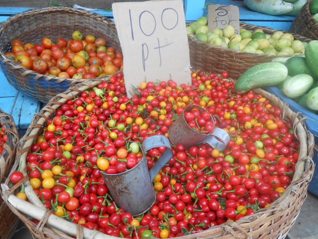 Fruit for Sale, Guyanese Market